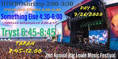2nd Annual Bar Louie Music Festival: Day 2