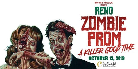 Reno Zombie Prom 19' at Cargo Concert Hall tickets