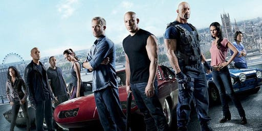 Fast and the Furious Trivia Night