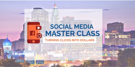 Social Media Master Class tickets