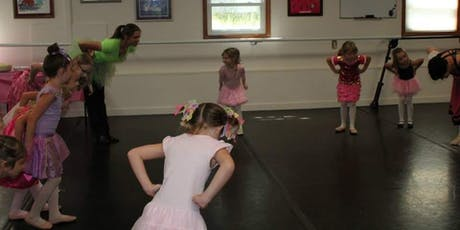 Isabelle's Dance Time Free Dance Preview and Open House tickets