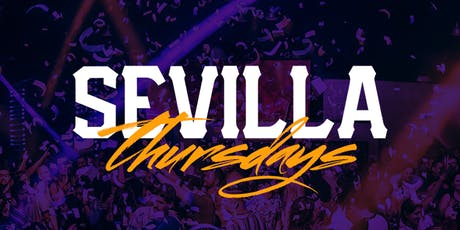 The NEW NEW Thursday Nights with DJ BUTCH - Sevilla LONG BEACH tickets