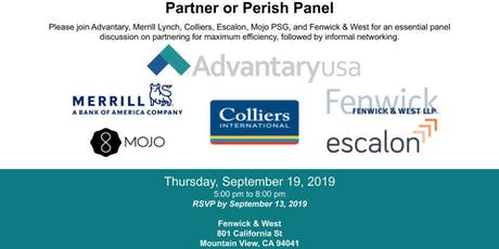 Partner or Perish Panel  tickets