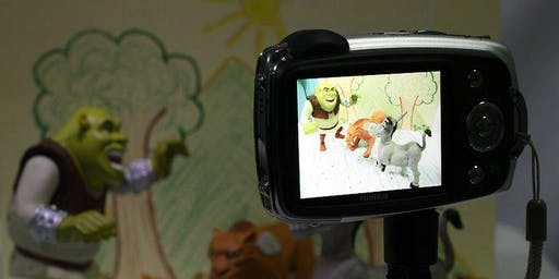 Stop motion animation - Coburg Library