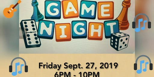 GAME NIGHT **Firefighter Karl Henri Joseph Education Fund