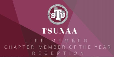 Texas Southern University National Alumni Association Reception tickets