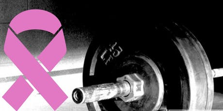 Barbells and Babes Liftoff for Breast Cancer tickets