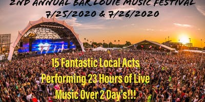 2nd Annual Bar Louie Music Festival: Main Page