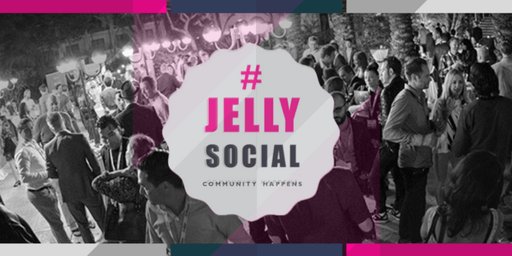 Jelly Social  Entrepreneur Networking Night... by Jelly Social x Office 146