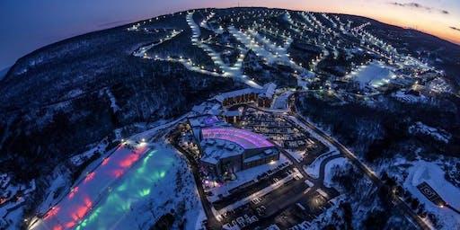 Shanice's Birthday Ski Trip and Mountain Top Celebration