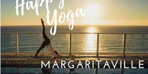 Happy Hour Yoga at Margaritaville Beach Resort 9/20