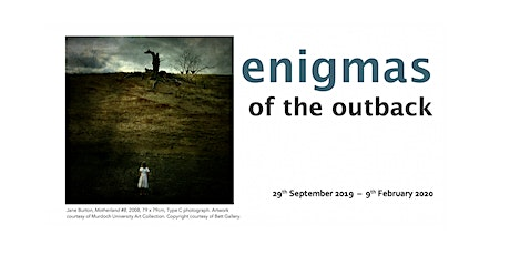 enigmas of the outback tickets