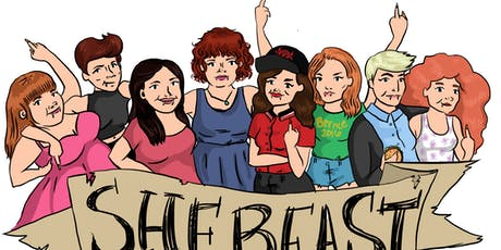 Unleash The Beast Improv Workshop w/ Susan Glynn tickets