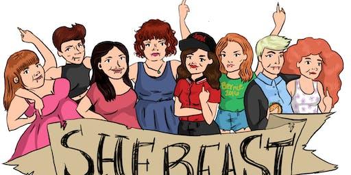 Unleash The Beast Improv Workshop w/ Susan Glynn
