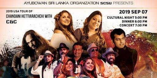 Ayubowan Sri Lanka Organization Cultural Night/Concert