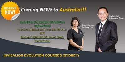 Invisalign Evolution Course (Sydney)