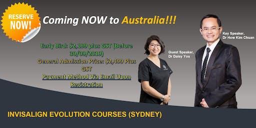 Invisalign Evolution Course (Sydney) Tickets, Sat 23/11/2019