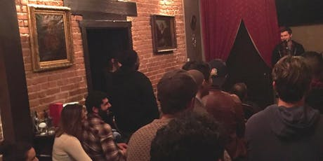 Fool's Gold: A Free Comedy Show in a Bookshelf! tickets
