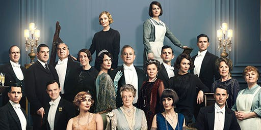 Downton Abbey Movie Fundraiser