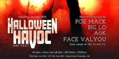 Halloween Havoc Rap Fest