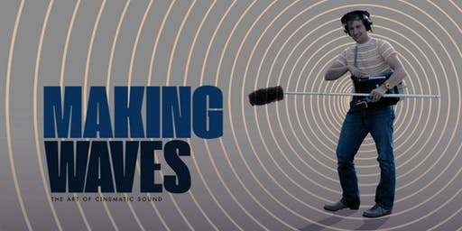 MAKING WAVES - A Fundraiser for Raw Art Works & The LEHS TV Production Program