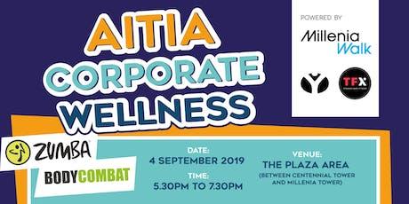 AITIA Corporate Wellness 2019 tickets
