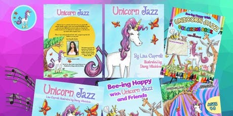 Unicorn Jazz Children's Writing Workshop by Children's Unicorn Books Author Lisa Caprelli at - Microsoft Store the Shops at Mission Viejo tickets