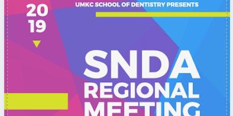 SNDA Regions 4 & 6 Meeting  tickets