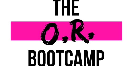 The O.R. Bootcamp
