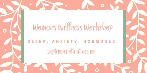 Women's Wellness Workshop