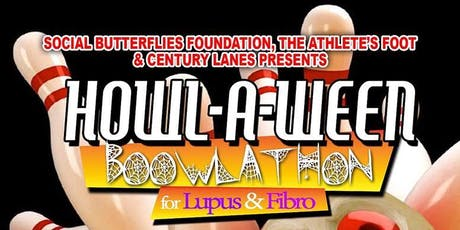 Howl-A-Ween BOOwlathon for Lupus & Fibro tickets