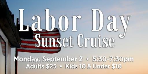 Labor Day Sunset Cruise