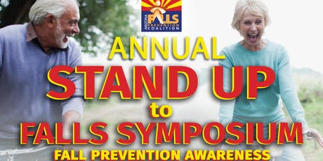 Annual AFPC Stand Up To Falls Symposium & Community Event tickets