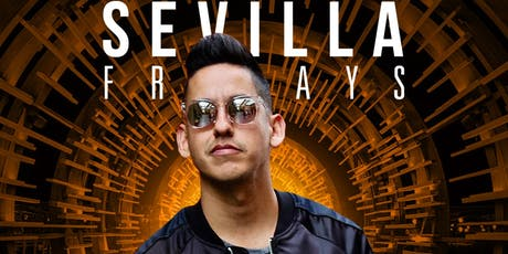 SEVILLA FRIDAYS with DJ JRYTHM  | The Hottest Club in DTLB tickets