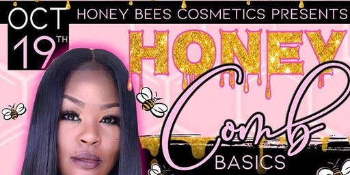 Honey Comb Basic Makeup Class