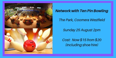 Network with Ten Pin Bowling tickets