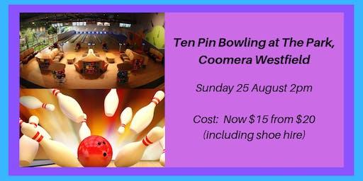 Healing with Ten Pin Bowling