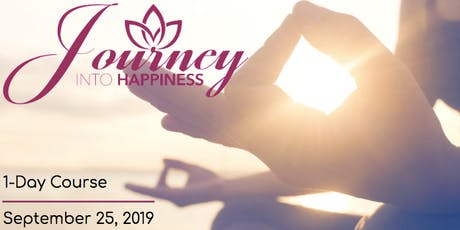 Journey into Happiness ~ September 2019 tickets