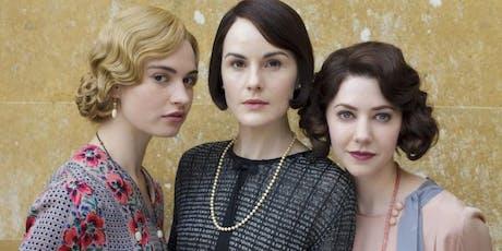 Downton Abbey High Tea tickets