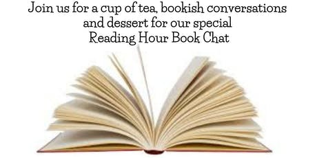 Australian Reading Hour - Evening Book Chat tickets