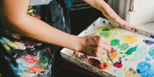 So What If You Can't Draw? : Art making workshop