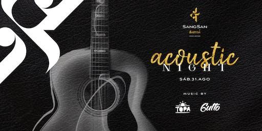 Sangsan Acoustic Night