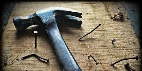 How To Patch Drywall and Use Anchors - Hardware DIY Class tickets