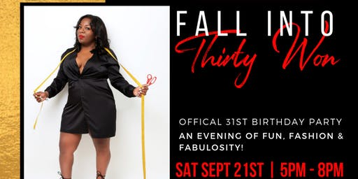 "FranMade presents ""Fall Into Thirty-One"""