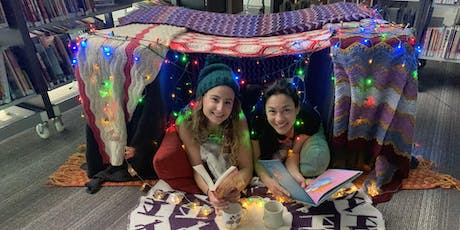 DUNSBOROUGH Blanket-Fort Family Night tickets