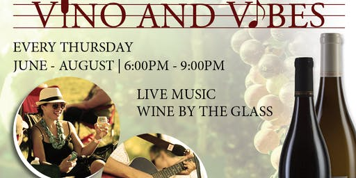 Vino & Vibes - August 29 -  SOLD OUT