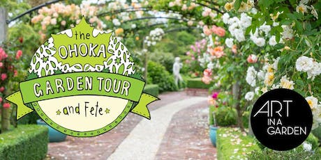 Ohoka Garden Tour & Fete 2019 tickets