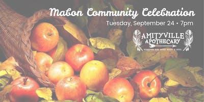 Mabon Community Celebration