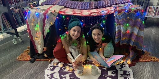 BUSSELTON Blanket-Fort Family Night