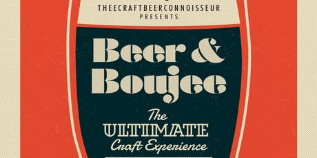 """Beer & Boujee"" - The ULTIMATE Craft Experience!!! tickets"